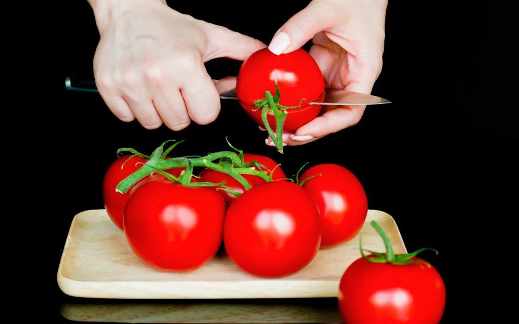 گوجه فرنگی در آشپزی ایرانی
