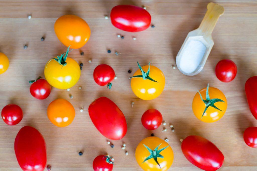 درباره گوجه فرنگی