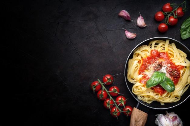 سس گوجه فرنگی مارینارا