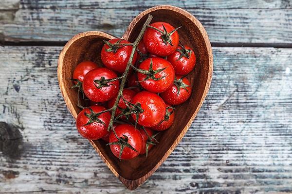 خواص گوجه فرنگی برای سلامت قلب